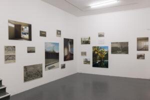 Welcome home, Ausstellungssicht, Galerie Cubus-m, Dokumentation Wiebke Loeper